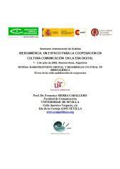 iberoamerica espacio, francisco sierra, ciespal, director ciespal