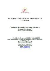 memoria-comunicacion-desarrollo-francisco-sierra