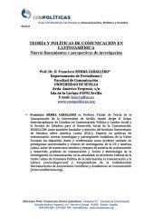 teoria-politica-comunicacion-francisco-sierra
