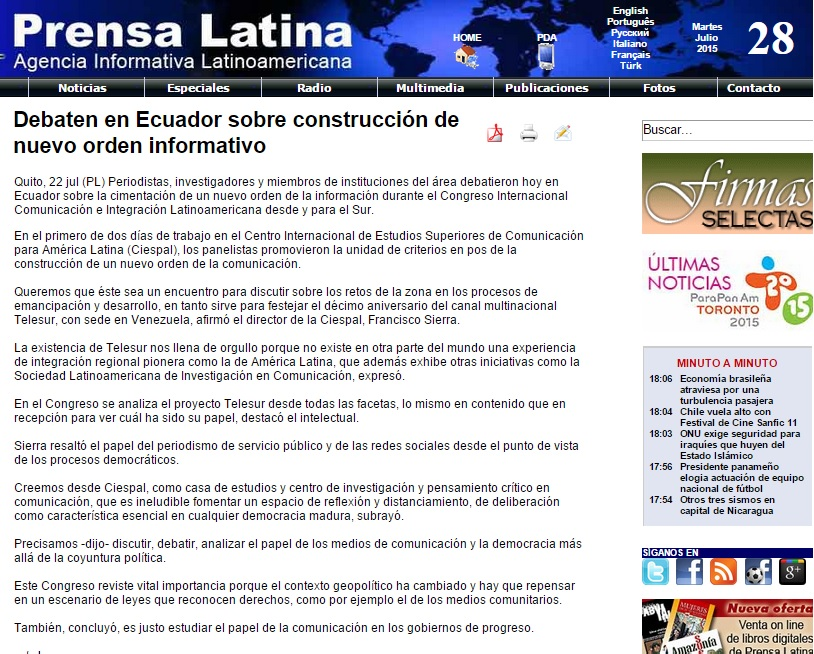 Prensa_Latina_es_Francisco_Sierra