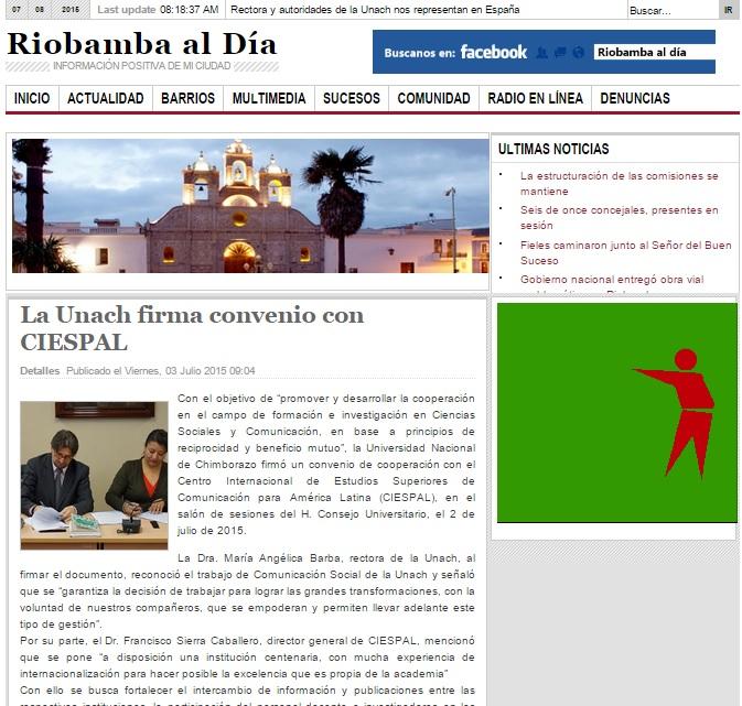 Riobamba al día_Francisco_Sierra