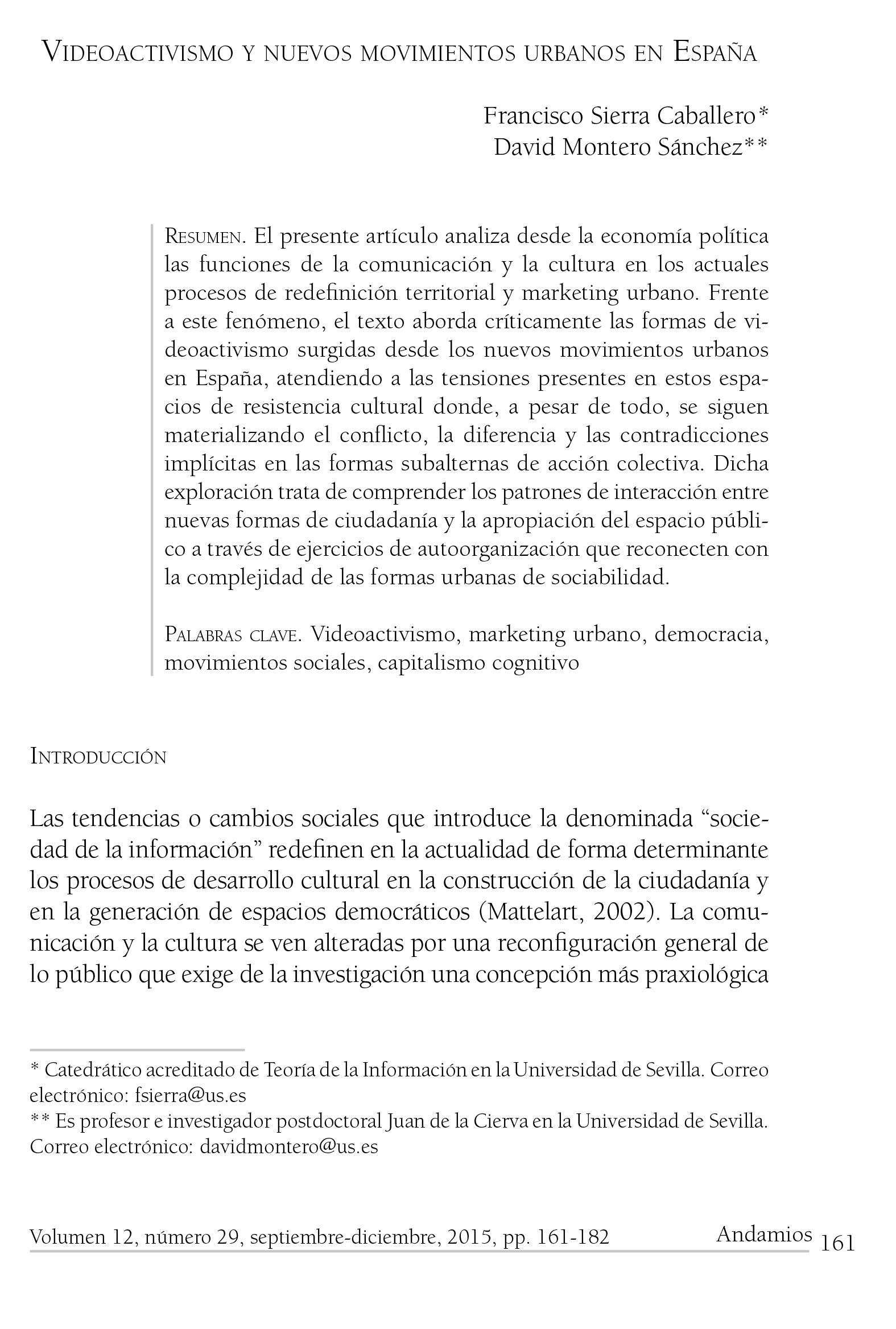 2016-07-12 Videactivismo_y_nuevos_movimientos_urbanos_en_Espana